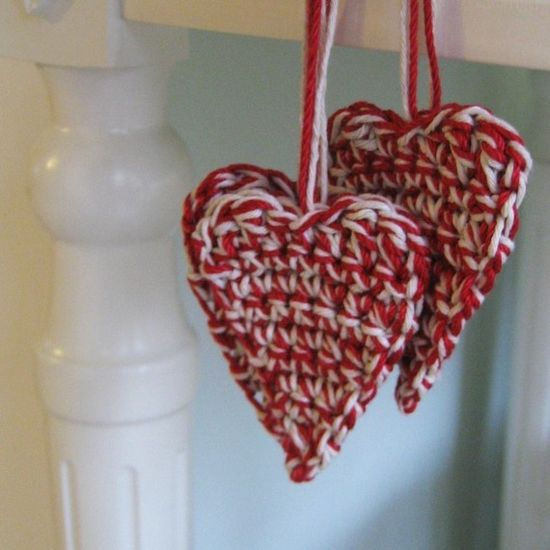 string hearts from sosorosey $6