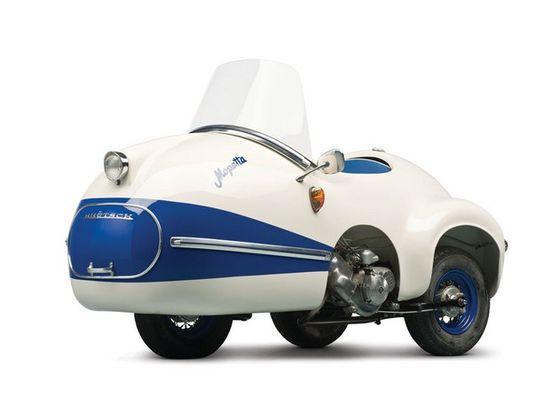 1958 Brütsch Mopetta 50cc