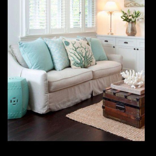 Beautiful Beach House Interiors: I Love Beautiful Beaches: Beach House Decor