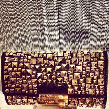 Michael Kors's Studded Clutch