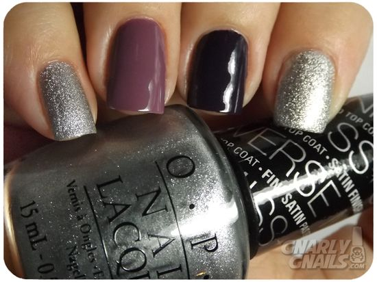 OPI - Miss Universe Collection - Review and Swatches