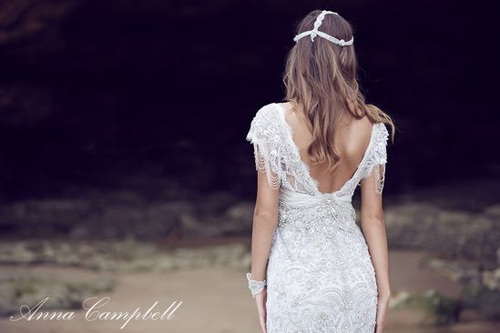 Anna Campbell Collection, Wedding Dress, Wedding Dresses, Voltaire Weddings (18)