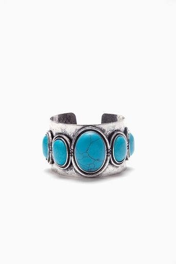 Tuscon Turquoise Cuff=awesome!!