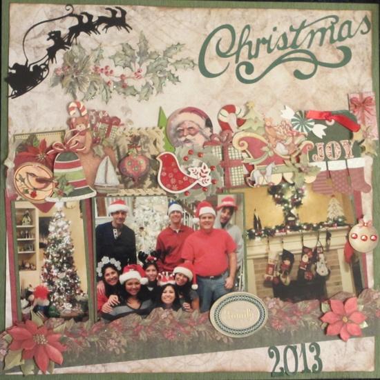 Christmas 2013 - Scrapbook.com