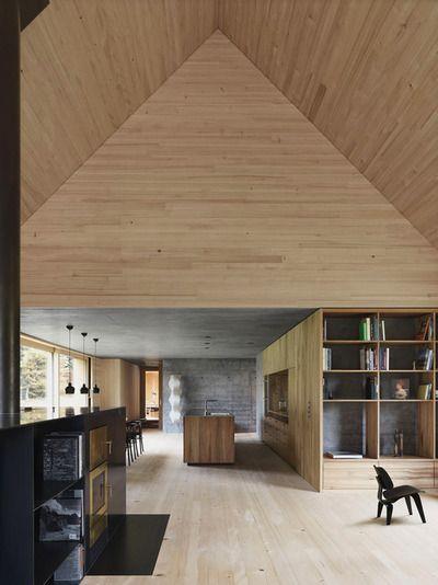 Beautiful ceiling #lofted #architecture #interior #design #decorating #decor