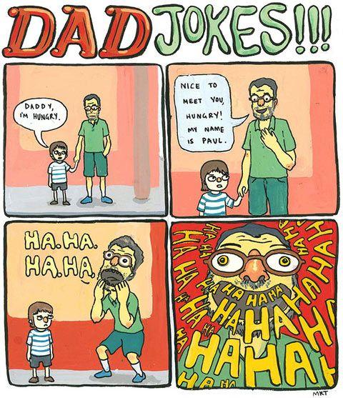 Dad jokes…