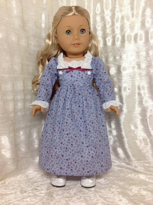 Caroline's Lavender dress. $79.00, via Etsy.