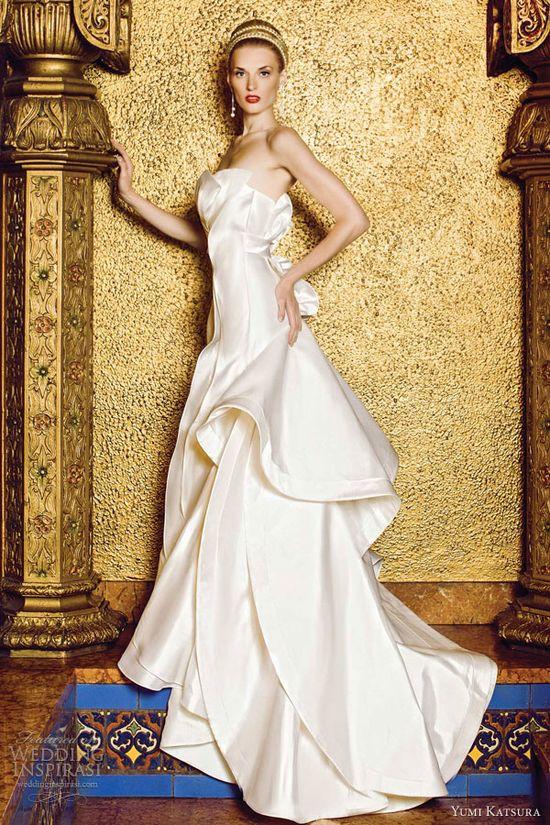 Yumi Katsura Wedding Dresses 2013