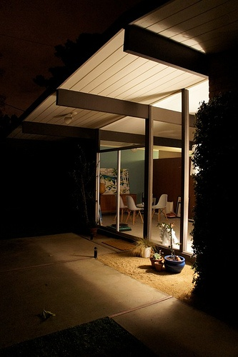 eichler at night
