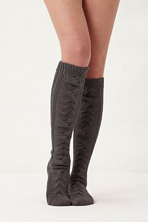Knee Socks from Twinkle by Wenlan Love these but not the $60.00 price tag