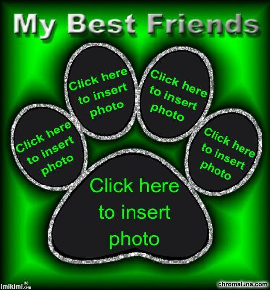 My Best Friends -Green