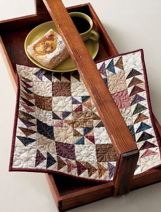 Have you ever had to s-t-r-e-t-c-h or ease your patchwork pieces to get them to fit together? Vintage Patchwork author Pam Buda knows that just a few minor adjustments in your piecing will result in more accurately sized units: watch her video on our blog! #quilt #quilting