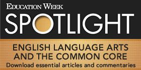 Education Week Teacher: When Poetry Meets the Common Core