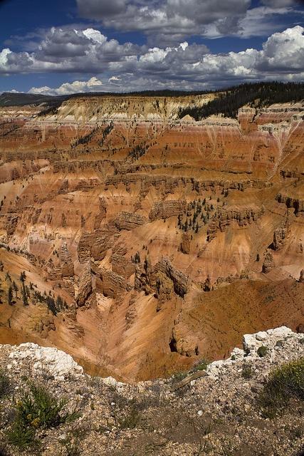 Cedar Breaks National Monument in Southern Utah