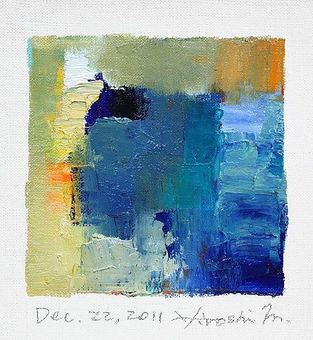 Hiroshi Matsumoto Etsy Oil Abstract Painting    ----BTW, Please Visit:  artcaffeine.imobi...