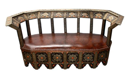 Exotic Moroccan Furniture In Los Angeles