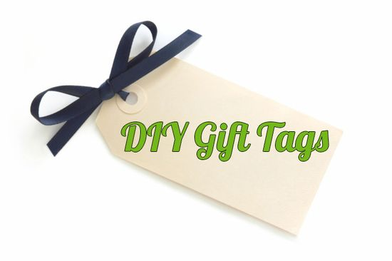 #DIY Gift Tags - Renter Resources