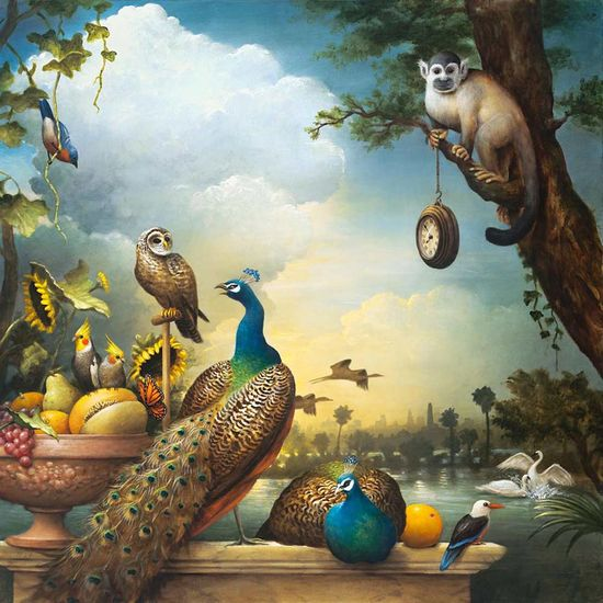 #Art Work by #Kevin_Sloan