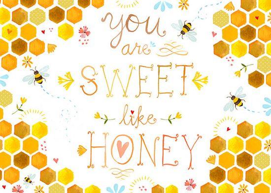 Sweet Like Honey by katiedaisy, via Flickr