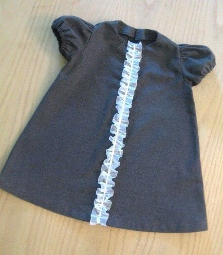 classic baby girl dress