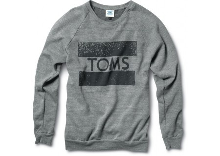 Toms toms toms toms toms yeah!