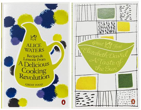 lovely looking books on food
