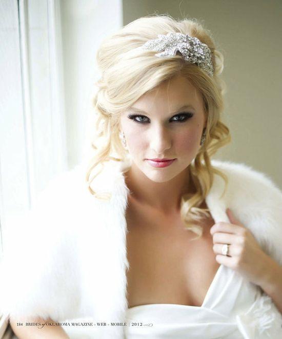 Bridal Bolero Shrug Wrap Shawl Faux Fur    by BridalCoutureGirls, $96.00