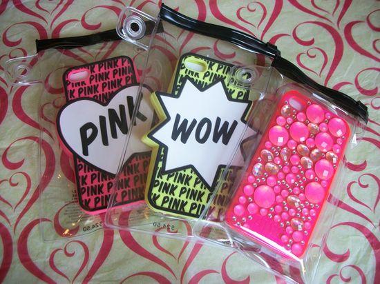 VS phone cases