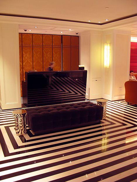 floors @ the mark hotel.