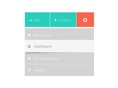 Dashboard widget light