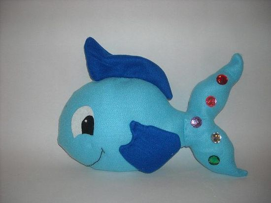 Fish Animal Sewing Pattern $3.00