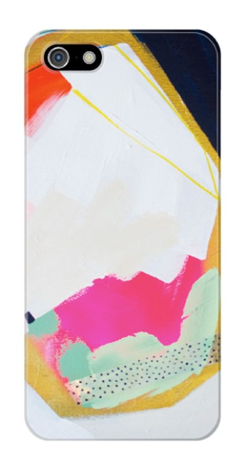 Geo abstract iPhone case