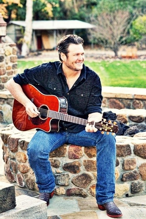 Blake Shelton celebrities music country malecelebs hotguys