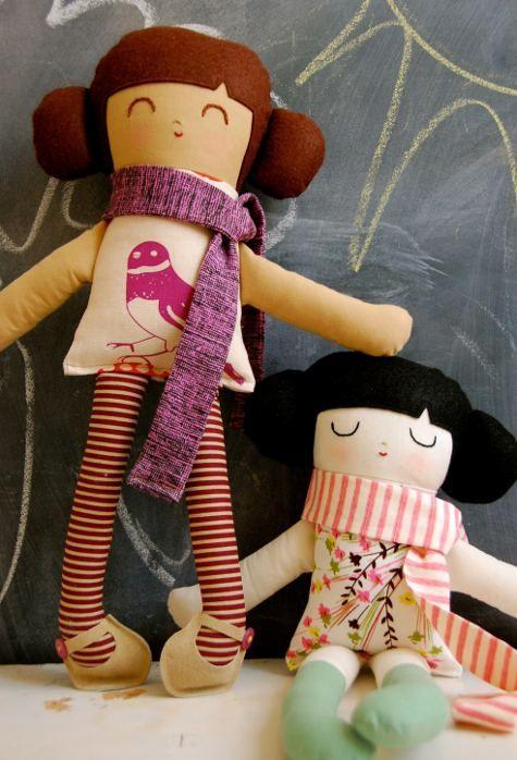 Make sweet memories with Warm Sugar dolls babyology.com.au/...