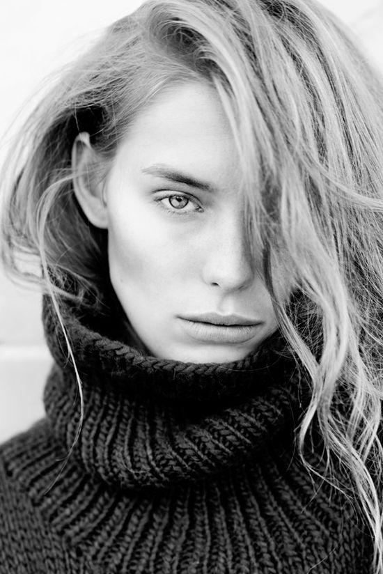 #coiffure #long #wavy