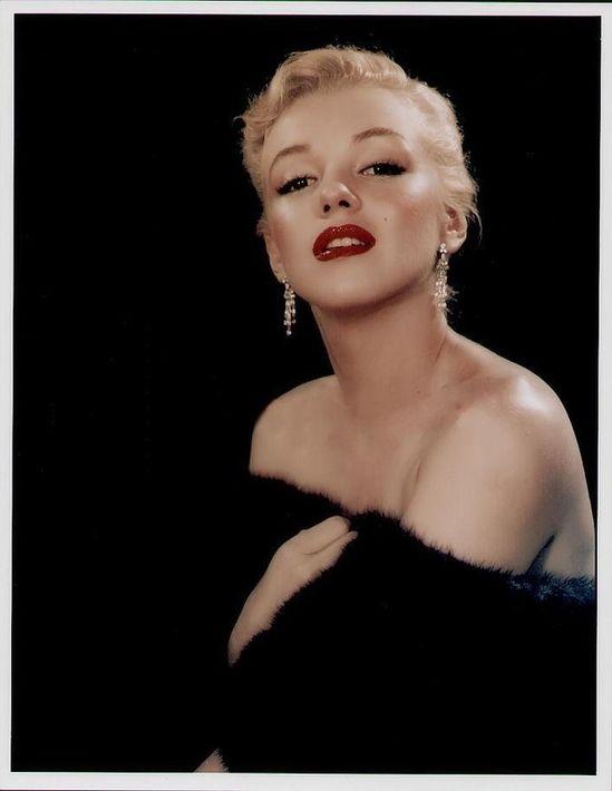 Marilyn  Photo by Ed Clark, 1950