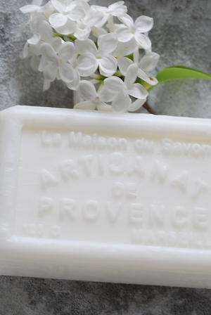 handcrafted soap provence