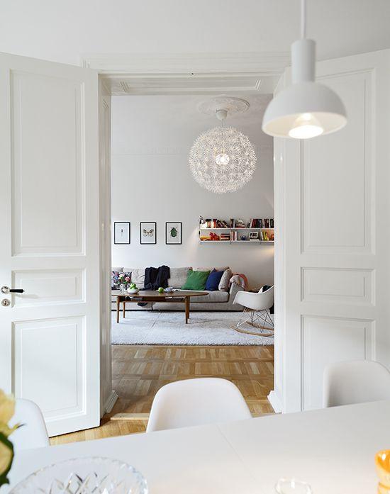 Interior inspiration: a Nordic living
