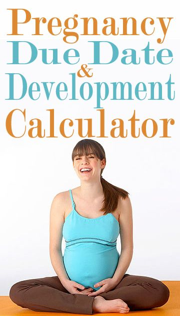 Help monitor your baby's development and prepare for the big day with this helpful due date calculator: www.parents.com/...