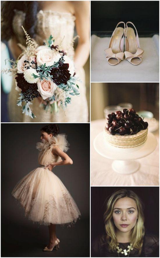 Nude Luxe wedding inspiration