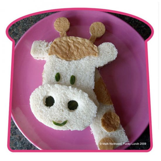fun/funky lunches for kids