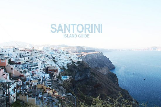 travel tips for santorini, greece