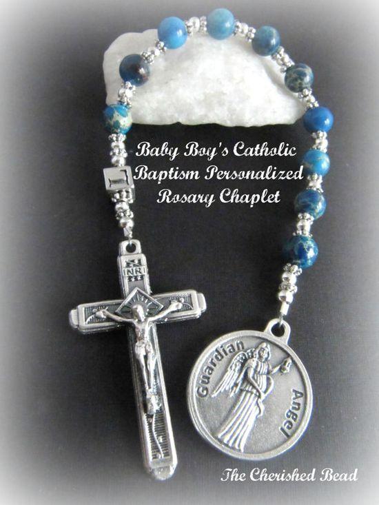 I Love Lovely Babies: catholic baby boy baptism gifts ...