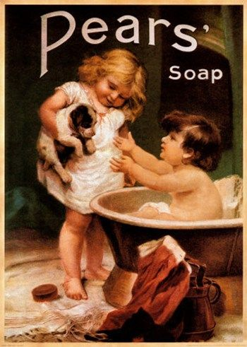retro soap posters | Pears Soap I ~ Fine-Art Print - Vintage Soap Art Prints and Posters ...