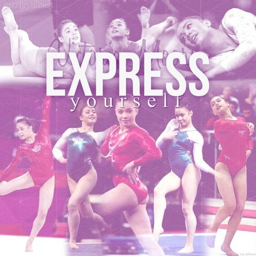 Express yourself.