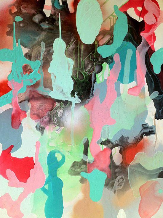 Saatchi Online Artist: Anne Harper; Acrylic, 2011, Painting Persuasion #4