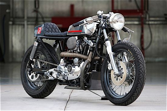 DP Customs Cafe Racer