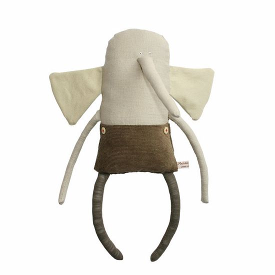 Soft toy Elephant, Soft Toy Animal, Handmade Elephant, Softie, Plush Elephant.