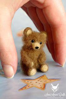 SaniAmaniCrafts: Ted