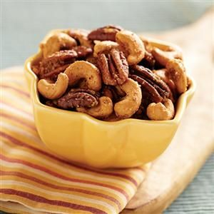 Savory Nut Mix